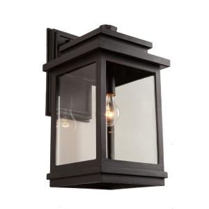Freemont - 14 Inch One Light Outdoor Wall Mount