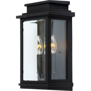 Freemont - 13.5 Inch Two Light Outdoor Wall Mount