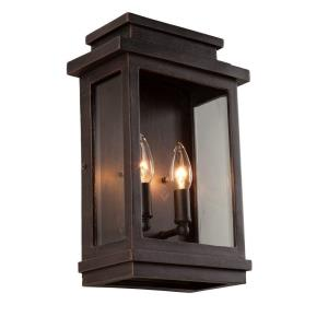 Freemont - Two Light Outdoor Wall Mount