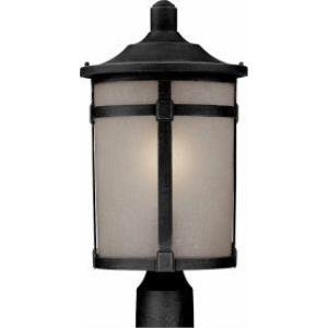 St. Moritz - One Light Outdoor Post Lantern