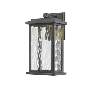 "Sussex Drive - 13"" 9W 1 LED Outdoor Post Mount"