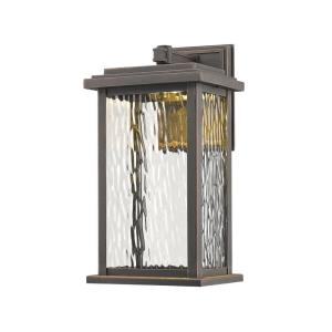Sussex Drive-9W 1 LED Outdoor Post Mount in Contemporary Outdoor Style-6.5 Inches Wide by 13 Inches High