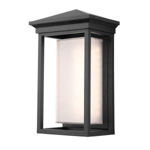Overbrook - 13.25 Inch 12W 1 LED Outdoor Wall Mount