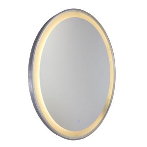 Reflections - 29.5 Inch 24W 1 LED Oval Mirror