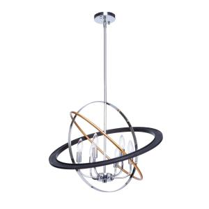 Cosmic - Six Light Chandelier