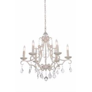 Vintage - Six Light Chandelier