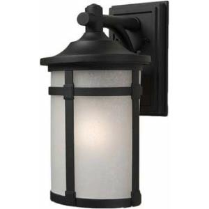St. Moritz - One Light Small Outdoor Wall Mount