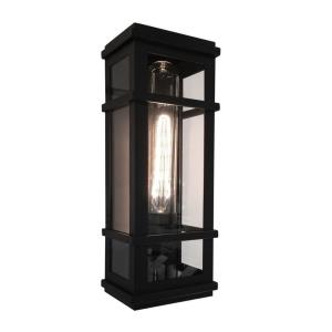 Granger Square - 1 Light Outdoor Wall Mount