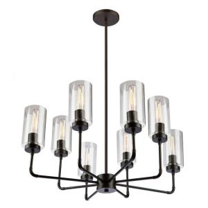 Ray - 8 Light Chandelier