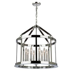 Dover - Eight Light Chandelier