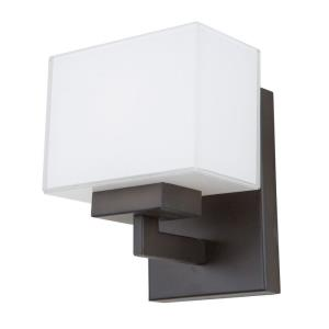 Cube Light - One Light Wall Mount