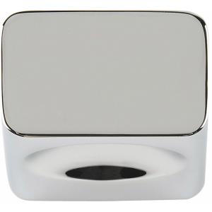 Element Collection 1 Inch Square Cabinet Knob