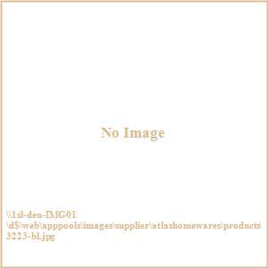 Dream Glass Collection 1.50 Inch Zebra Square Cabinet Knob