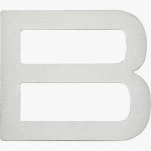 Paragon Collection 4Inch House Letter-B
