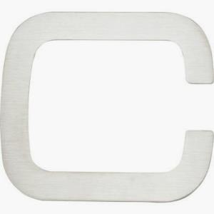 Paragon Collection 4Inch House Letter-C