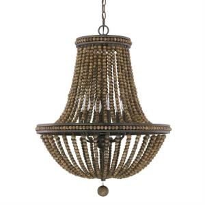 Handley - Six Light Chandelier
