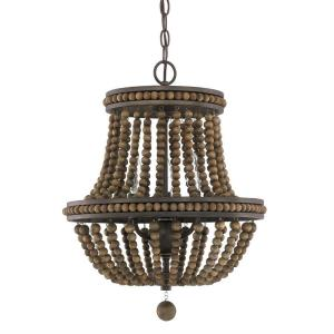 Handley - Three Light Chandelier