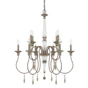 Zoe - Ten Light Chandelier