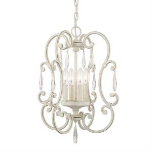 Chloe - Four Light Mini Chandelier