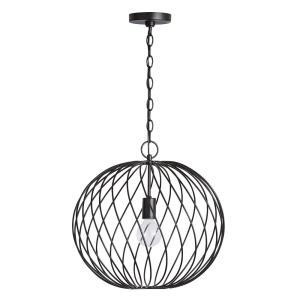 Glenda Nior - One Light Orb Pendant