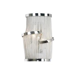 Mulholland Drive - Two Light Chain Wall Sconce