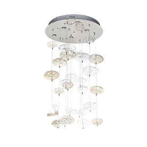"Coldwater Street - 26"" 18W 6 LED Pendant"