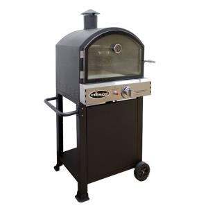 """56.3"""" Propane Pizza Oven With Stone"""