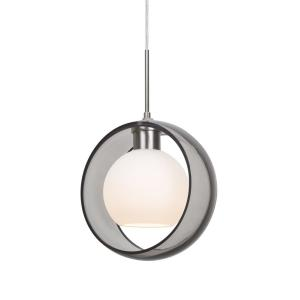 Mana - One Light Cord Pendant with Flat Canopy