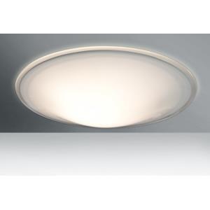 Luma Slim 18 - Three Light Flush Mount