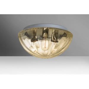 Pinta 15 - Three Light Flush Mount