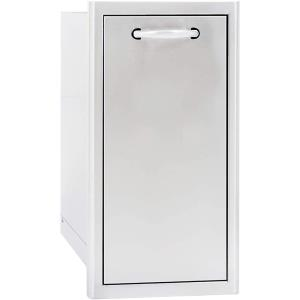 "Blaze - 26.38"" Narrow Roll Out Trash Bin"