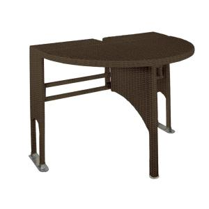 "Terrace Mates Genevieve - 42"" Half-Oval Table"