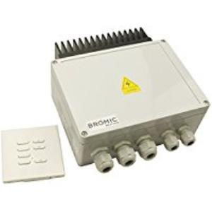 Controls - Dimmer Switch for Smart-Heat Electric Heaters with Wireless Remote