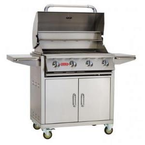 "Outlaw - 30"" Gas Grill On Cart"