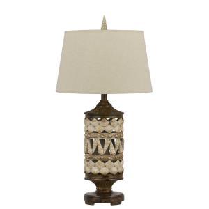 Coastal - One Light Table Lamp