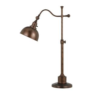 "Portico - 11"" One Light Adjustable Table Lamp"