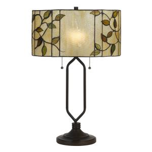 "23"" Two Light Table Lamp"