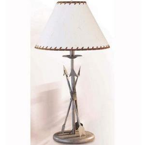 Lamp with Arrow