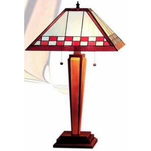 Mission - Two Light Table Lamp