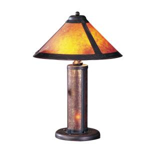 One Light Table Lamp with LED Night Lamp