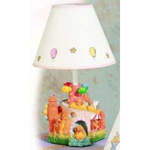 One Light Kids Carnival Table Lamp
