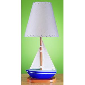 One Light Sailboat Table Lamp