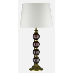 Elizabethe - One Light Monroe Table Lamp