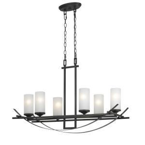 Caldwell - Six Light Chandelier