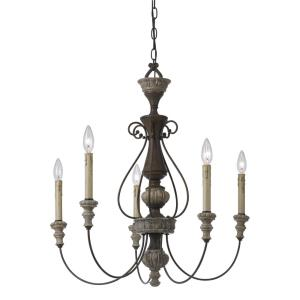 Williams - Five Light Chandelier