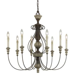 Williams - Eight Light Chandelier
