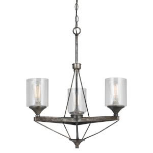 Cresco - Three Light Chandelier