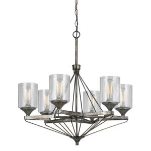 Cresco - Six Light Chandelier