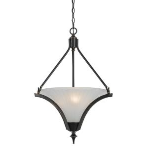 Rockwood - Three Light Pendant