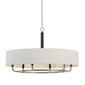 Alava - Six Light Chandelier